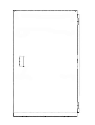 Шкаф высоковольтной аппаратуры