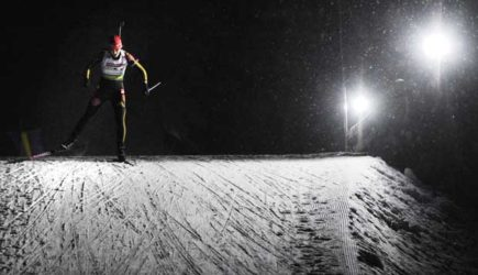 «Псковэнерго» обеспечит освещение лыжни Чемпионата мира по биатлону