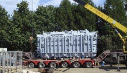 ФСК ЕЭС установила на подстанции «Южная» новый автотрансформатор